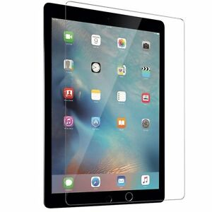 For-iPad-Pro-12-9-Exact-Anti-Fingerprint-Tempered-Glass-Screen-Protector-Clear