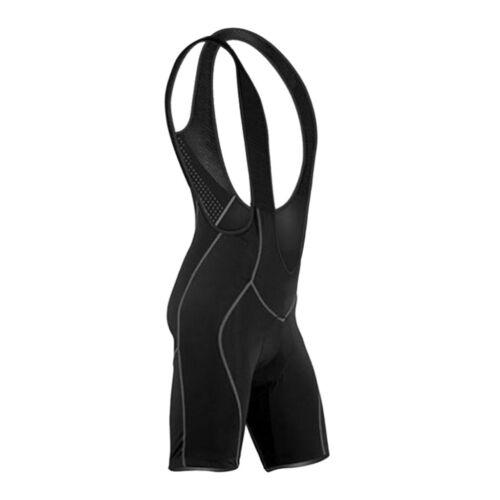 3D Padded Cycling Bib Pants Tights/Bib Short Breathable Clothes Bib for Men