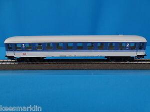 PRIMEX-4012-DB-Inter-Regio-Express-Coach-blue-white-TIN-PLATE