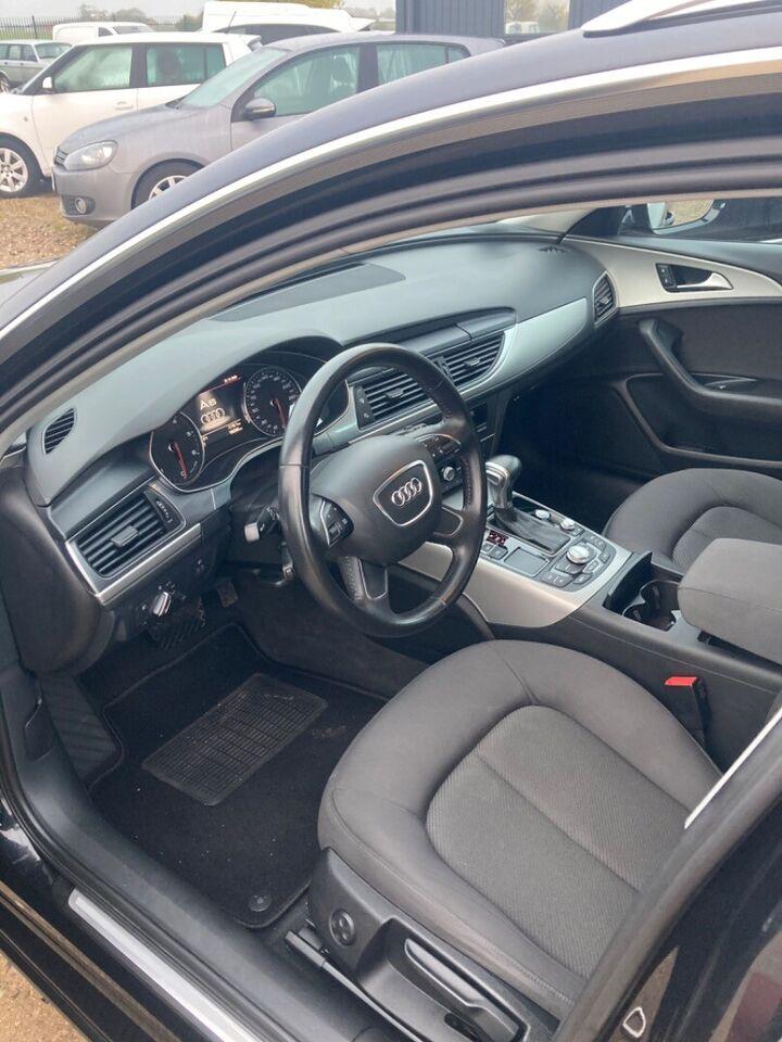 Audi A6 3,0 TDi 204 Avant Multitr. Diesel aut. Automatgear
