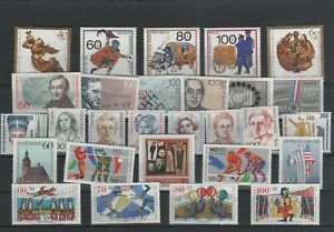 Germany-Berlin-vintage-yearset-Yearset-1989-Mint-MNH-complete-More-Sh-Shop