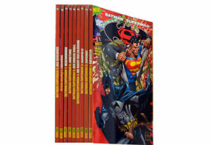 DC-Batman-Superman-Sonderband-kompl-1-9-deutsch-Panini-2009-Z-0-1