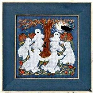 Ghost Dance Cross Stitch Kit Mill Hill 2010 Buttons /& Beads Autumn