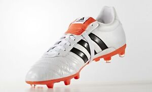 84fe876100d4 adidas Gloro 15.1 Football Rugby Boots tech fit Silver red UK6-12.5 ...