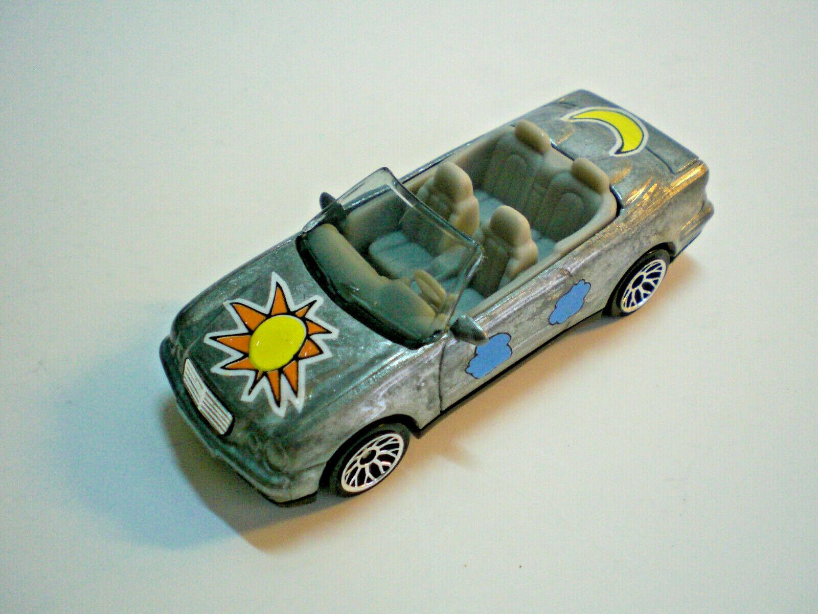 MATCHBOX  Limitée  Fischer-ART-Set   23 40  Mercedes-Benz CLK Covert.  Code 12002