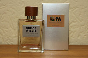 Details zu LR Bruce Willis Personal Edition Eau de Parfum 50 ml Absolutely private