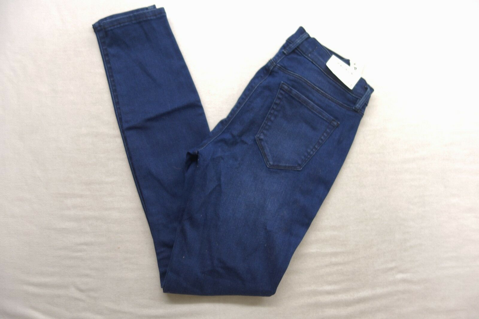 New Womens Pacsun Perfect Ankle Jegging Stretch Distressed Denim Jeans 24 x 30