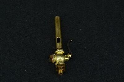 Messing und Dampfglocke pfeift Live-Dampf-Modelle M8X0.75