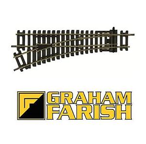Graham-Farish-379-460-Left-Hand-Standard-Point-N-Gauge