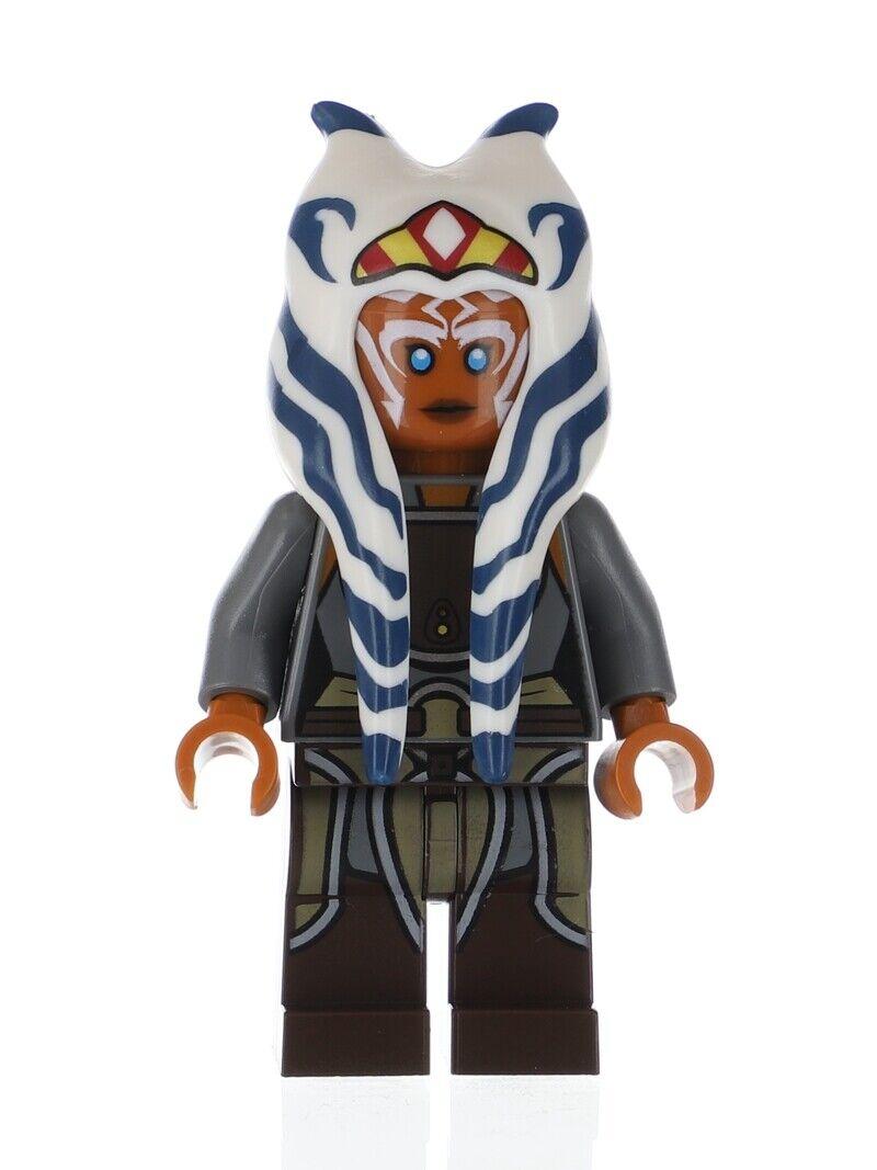 Lego Ahsoka Tano 75158 Adulto-Túnica con armadura y cinturón Estrella Wars Minifigura