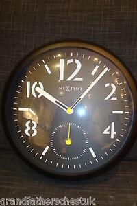 Next Time Nextime Wall Clock 13 Quot Retro Aeroplane Aircraft