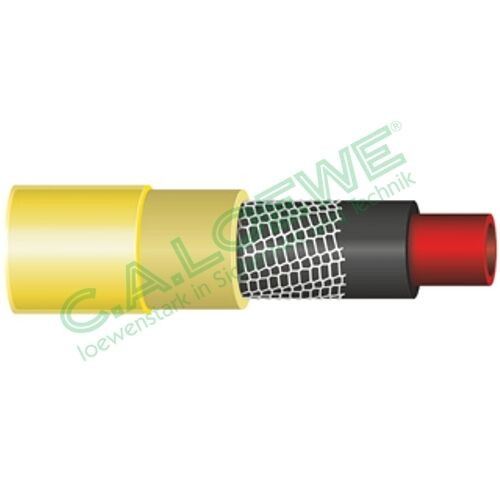 """Wasserschlauch Tricoflex Performance gelb,3//4/""""=19 mm Rolle à 50m Gartenschlauch"""