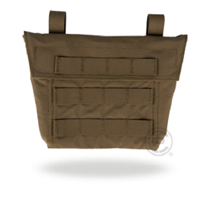 Crye Precision - Abdomen Soft Armor Ballistic Panel - Coyote Brown