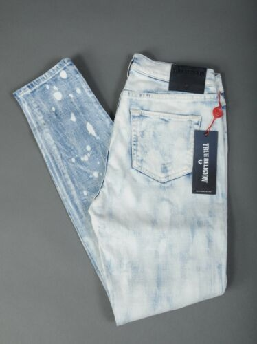 Taille Jeans Super Skinny 28 Religion True Blanchi Normale Halle Nouveau Taille Stretch 7wEx6HqcI