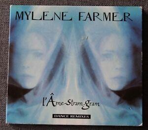 Mylene-Farmer-L-039-ame-stram-gram-Maxi-CD-digipack