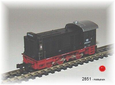 Hobbytrain 2851 Locomotore Diesel V236 Db Ep. Iv #neu In Ovp #-ve V236 Db Ep.iv #neu In Ovp# It-it Mostra Il Titolo Originale Dolorante