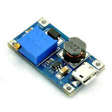 1PCS 2A booster board DC-DC step-up input 2/24V to 5/9/12 / 28V Replace XL6009