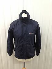 Mens Berghaus Aquafoil Jacket - Xs - Navy - Great Condition