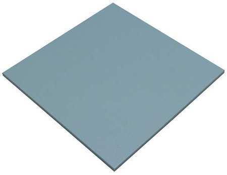 Cuting Board,24 In L,1//2 In T POLYMERSHAPES 22JM71 W,24 In