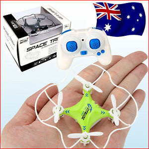 2.4GHz 4CH RTF Gyro RC Quadcopter Remote Control Quad Helicopter Drone NOT mini