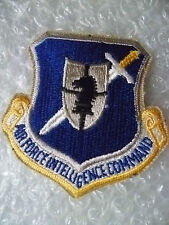 Patches- USAF Air Force Intelligence Command Patches (New*)