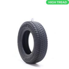 Used 21570r16 Bridgestone Blizzak Dm V2 100s 1232