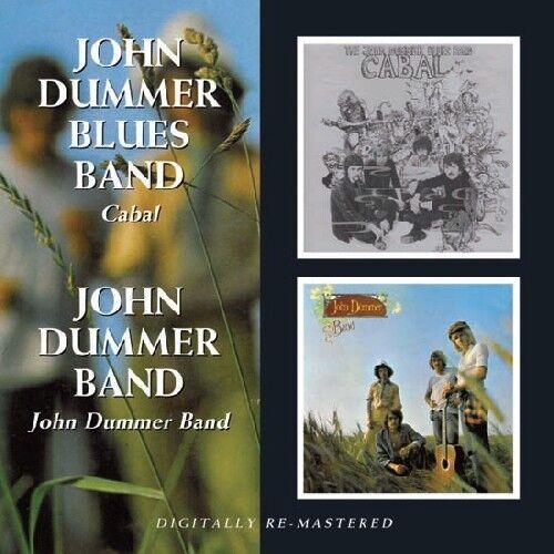 John Dummer, John Du - Cabal / John Dummer Band [New CD] UK - Impo