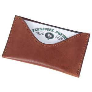 Leather business card wallet case single pocket usa made no 3 ebay image is loading leather business card wallet case single pocket usa colourmoves