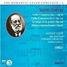 Camille Saint-Saens - Romantic Cello Concerto, Vol. 5: Saint-Saëns (2014)