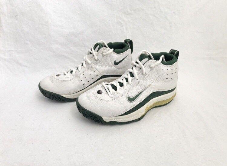 vintage nike air team max zoom II TB basketball shoes mens size 6.5 NIB 1999