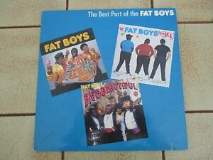 FAT BOYS - The best part of the Fat Boys - Vinyl LP - US-Pressung c/o - rar - <span itemprop='availableAtOrFrom'>München, Deutschland</span> - FAT BOYS - The best part of the Fat Boys - Vinyl LP - US-Pressung c/o - rar - München, Deutschland