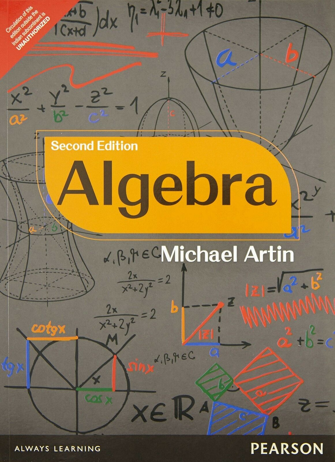 Michael Artin Algebra Pdf Free