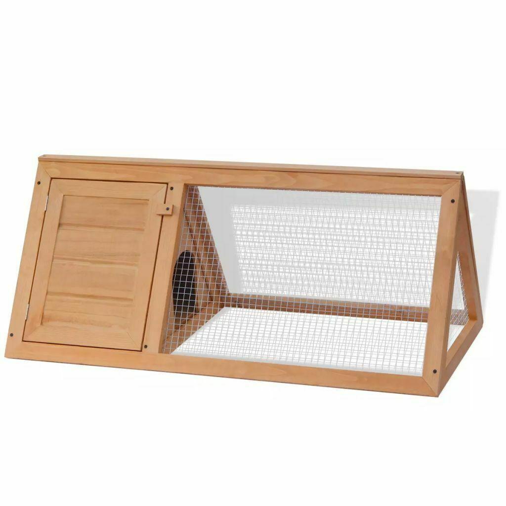 punti vendita Conigliera in Legno gabbia da giadino esterno esterno esterno 98 x 50 x 41 cm  profitto zero