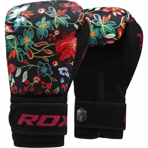 RDX FL3 Floral Boxing Gloves