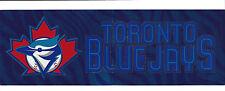 Toronto Blue Jays Bumper Sticker MLB Baseball Logo Rare 2002 Tailgate Sticker