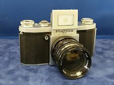 1952-1954  Praktica FX 35 mm vintage camera