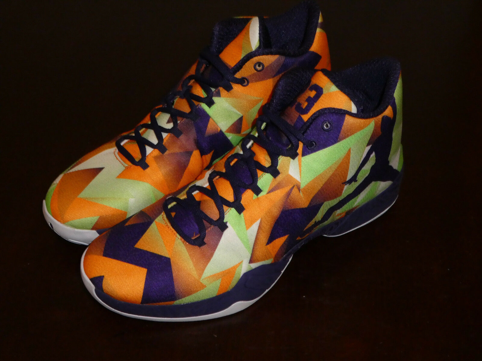 d04603c166a3 Nike Air Jordan Xx9 Hare Basketball Shoes Men s Size 14 Multi 695515 ...