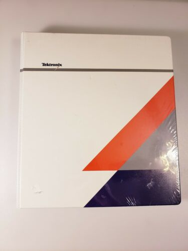 Tektronix TDS 400 500 600 700 Oscilloscopes Programmer Manual 070-8709-07