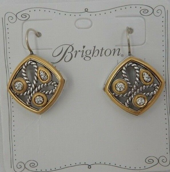 Brighton YALTA French Wire Earrings   NWT JE9803