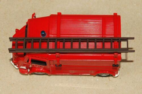 1:43 CITROEN HY 1947 vigili del fuoco servizio encendie Venouse-Diecast Modello Finito