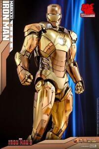 New Hot Toys MMS586D36 IRON MAN MARK MK21 (MIDAS) 1/6 Figure