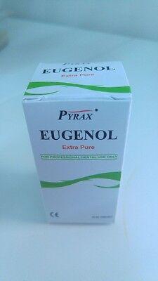 Dental Dental  Eugenol Extra Pure 15ml By Pyrax FREE SHIPPING