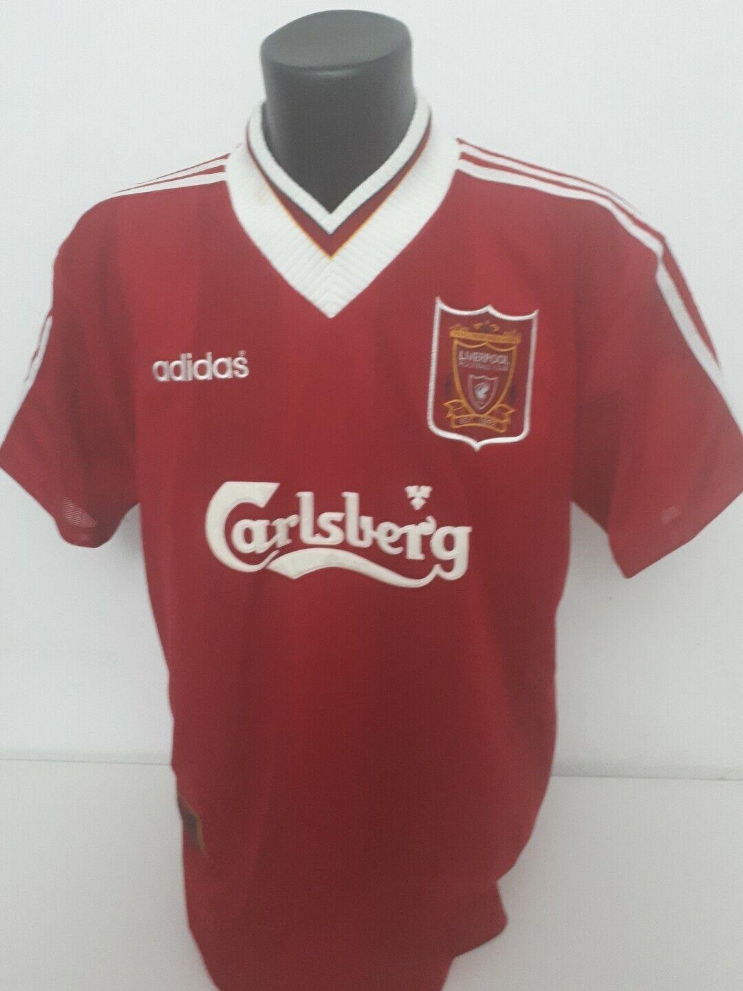 Camiseta shirt vintage Retro De Liverpool