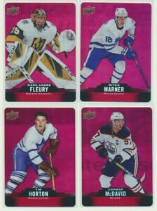 2020-21-UD-TIM-HORTONS-Red-Die-Cut-You-Pick-Finish-Your-Sets