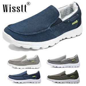 men's canvas casual shoes anti skid antiskid driving