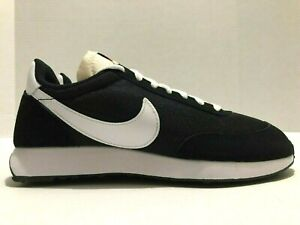 e7e23fbcfa0 Nike Mens Size 7.5 Womens 9 Air Tailwind  79 Black White Shoes ...
