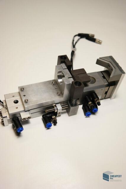 Destaco DPW-250M-1 Parallelgreifer Greifer 222 N+ SMC MXS8-40AT Kompaktschlitten