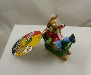Homer-Simpson-Santa-Sleigh-Christmas-ornament-Kurt-S-Adler-xmas