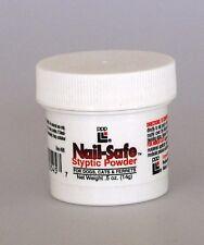 Nail Safe Dog Grooming Styptic Powder .5 oz