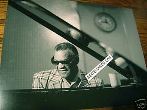 RAY-CHARLES-PHOTO-MUSIC-SOUL-R-amp-B-MOTOWN-BLUES-GOSPEL-LP-PHOTOGRAPHY-RECORDS-CD